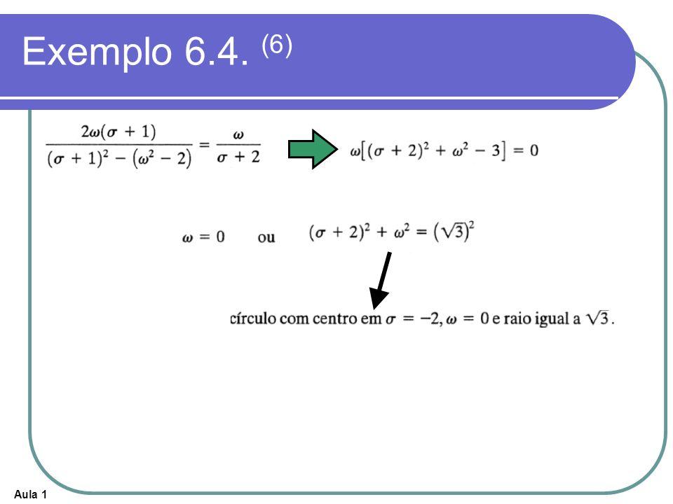 Exemplo 6.4. (6)