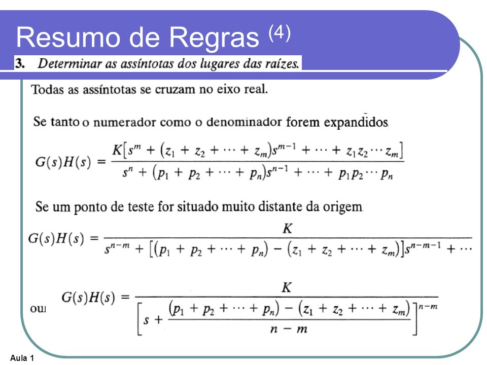 Resumo de Regras (4)