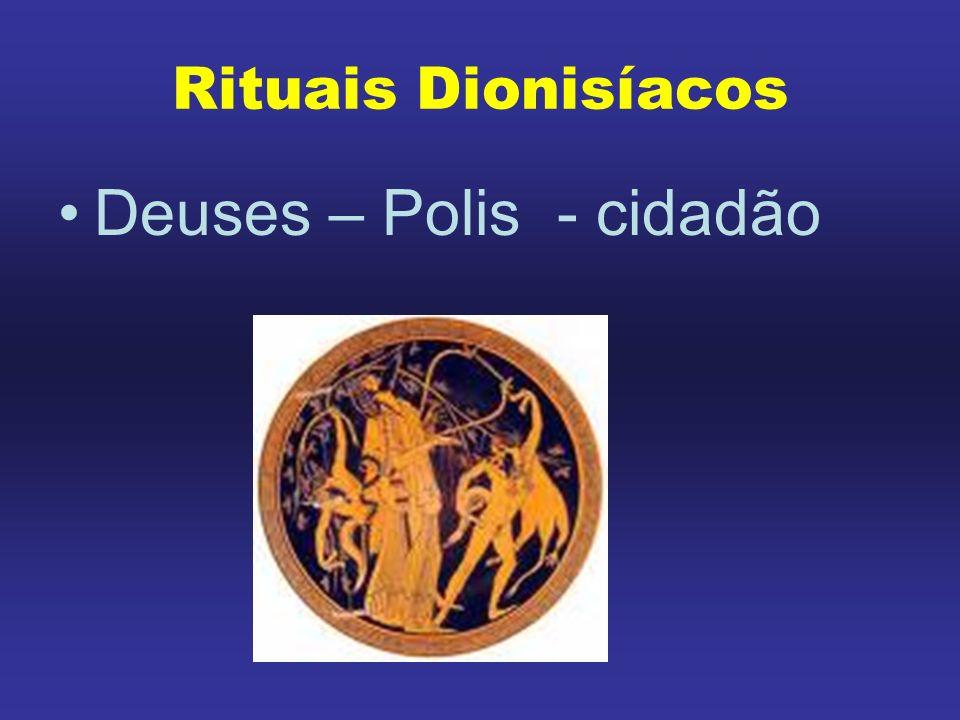 Deuses – Polis - cidadão