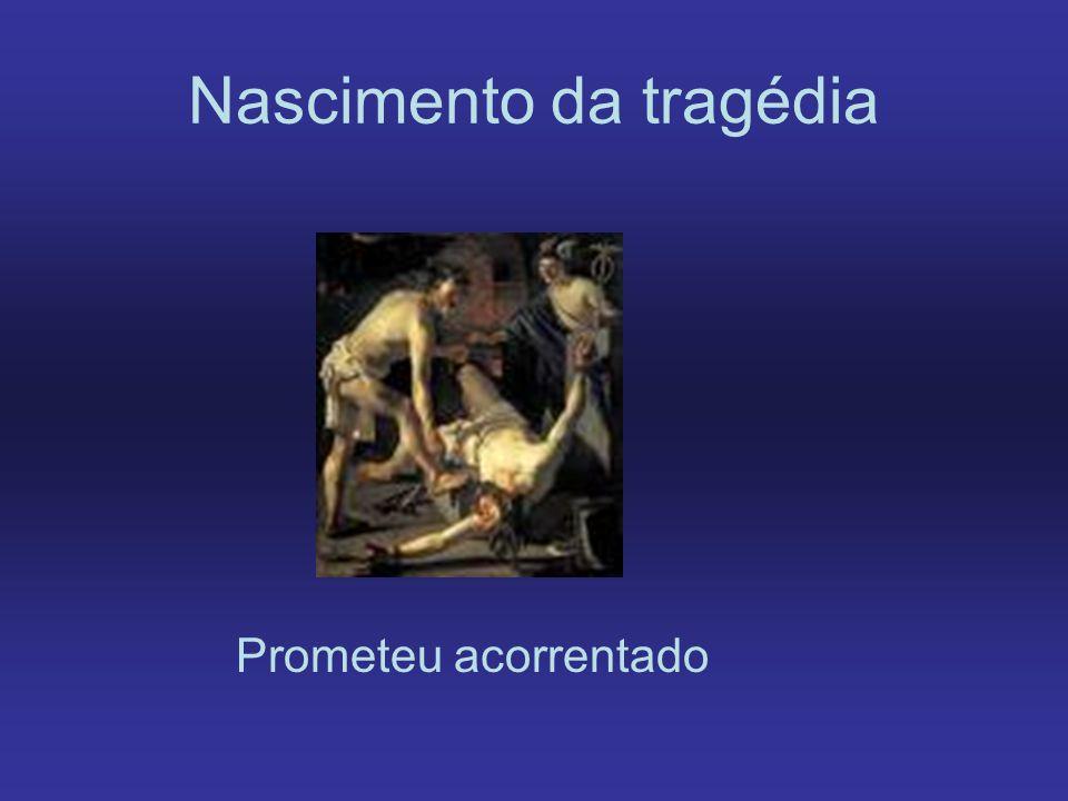Nascimento da tragédia
