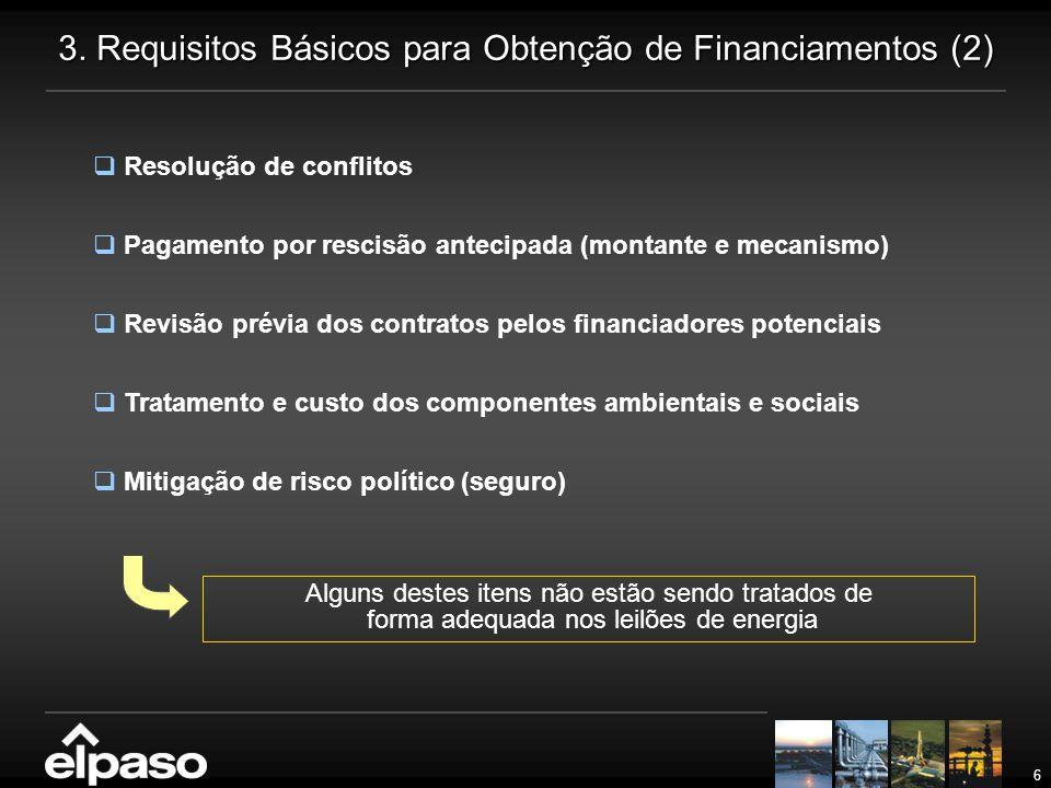 3. Requisitos Básicos para Obtenção de Financiamentos (2)