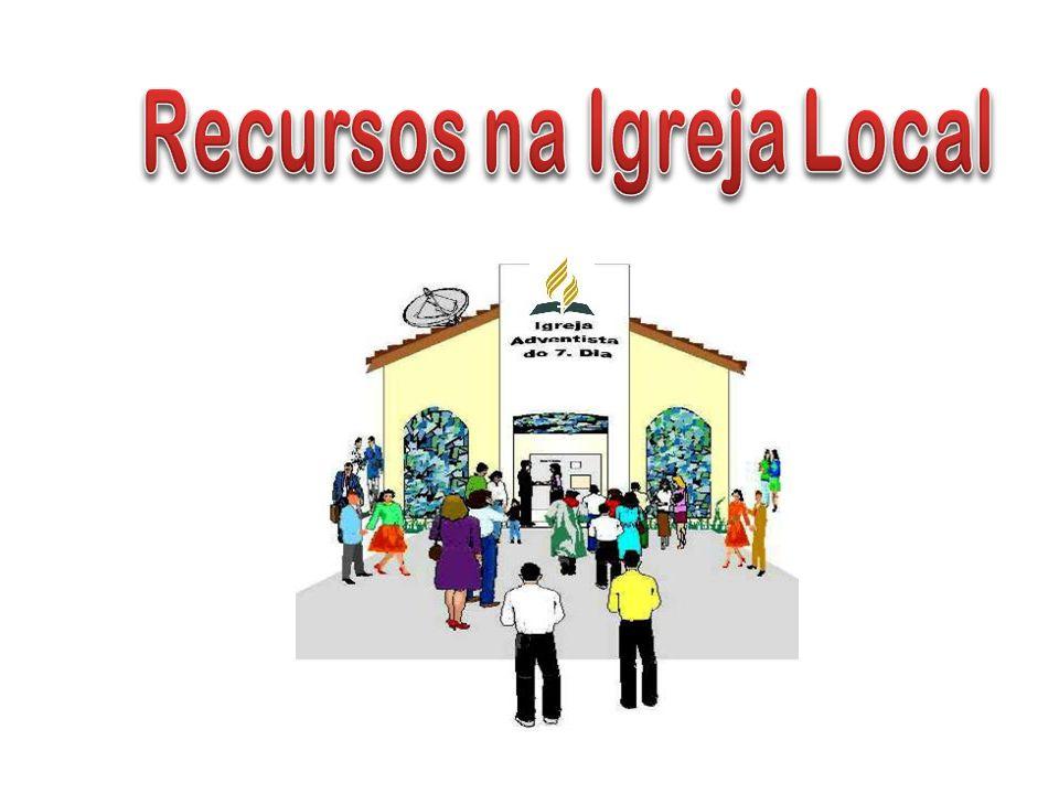 Recursos na Igreja Local