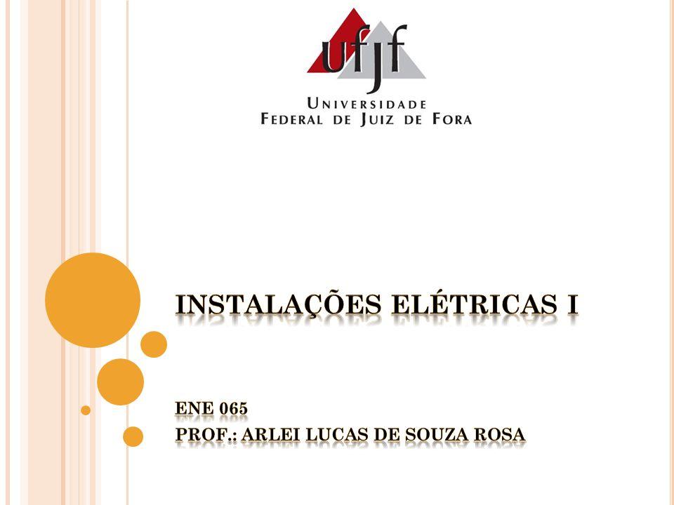 INSTALAÇÕES ELÉTRICAS I