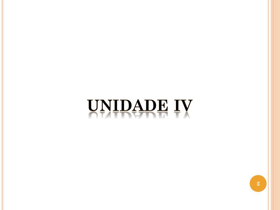 UNIDADE Iv