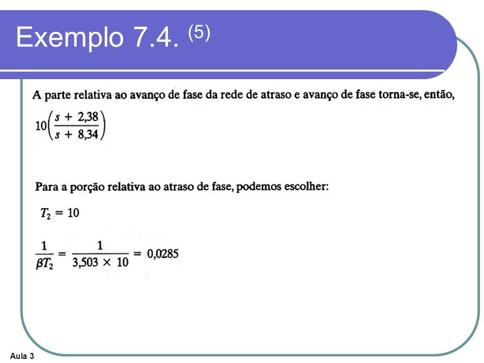 Exemplo 7.4. (5)