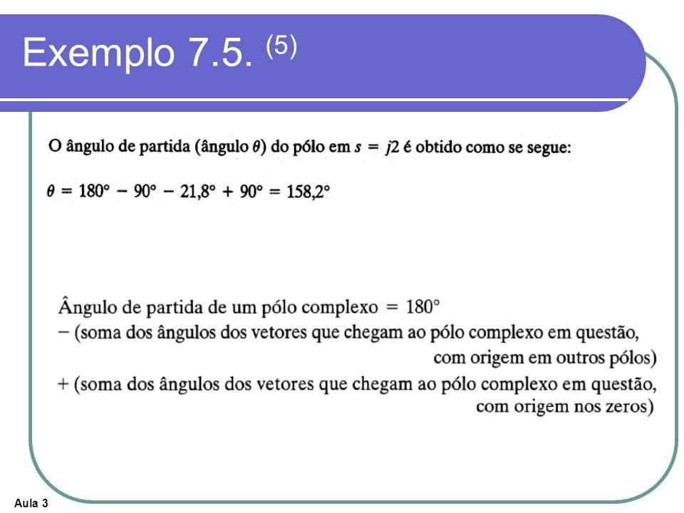 Exemplo 7.5. (5)
