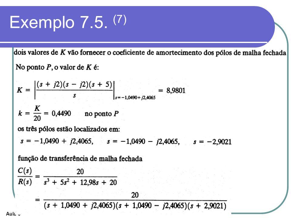Exemplo 7.5. (7)