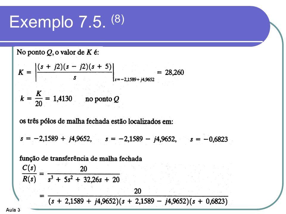 Exemplo 7.5. (8)