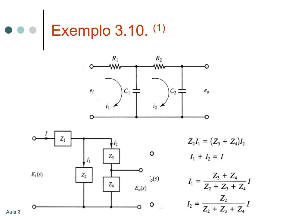 Exemplo 3.10. (1)