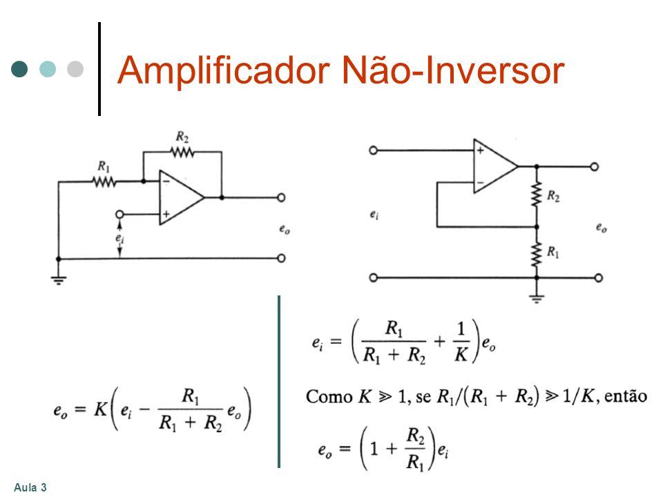 Amplificador Não-Inversor