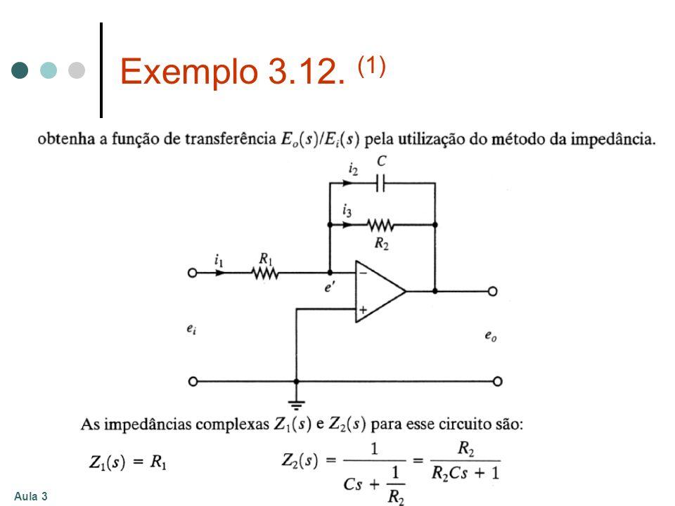 Exemplo 3.12. (1)