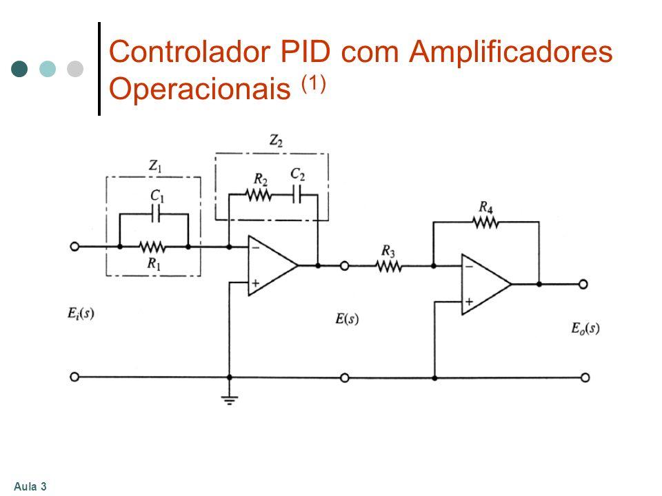 Controlador PID com Amplificadores Operacionais (1)