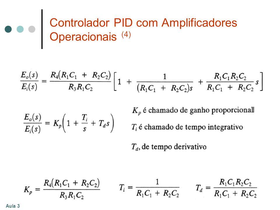 Controlador PID com Amplificadores Operacionais (4)