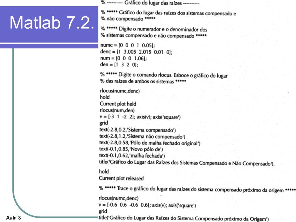 Matlab 7.2.