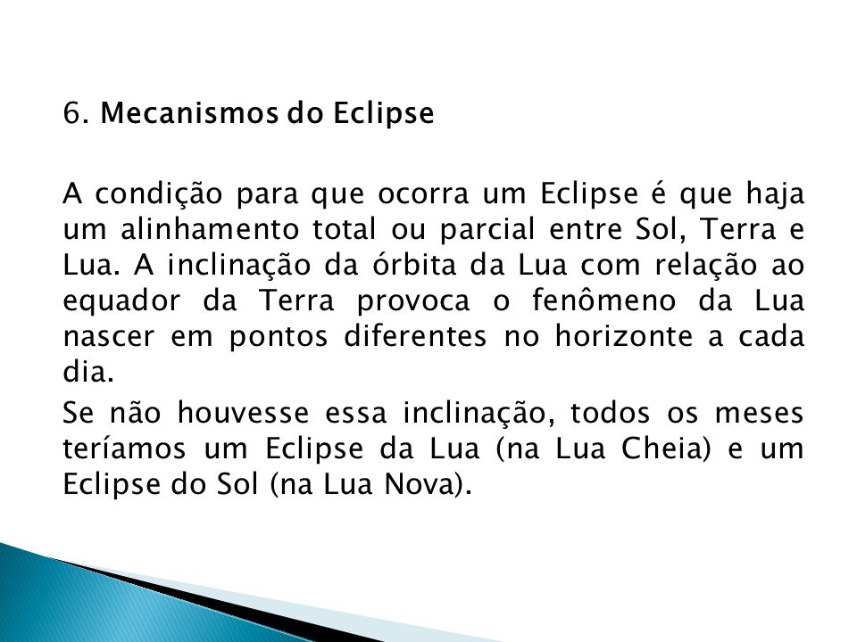 6. Mecanismos do Eclipse