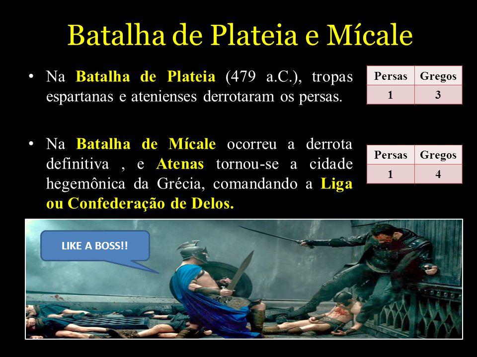 Batalha de Plateia e Mícale