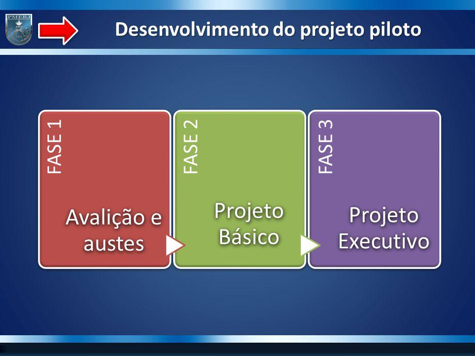 Desenvolvimento do projeto piloto