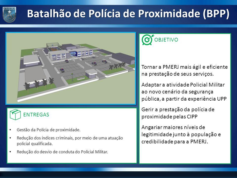 Batalhão de Polícia de Proximidade (BPP)