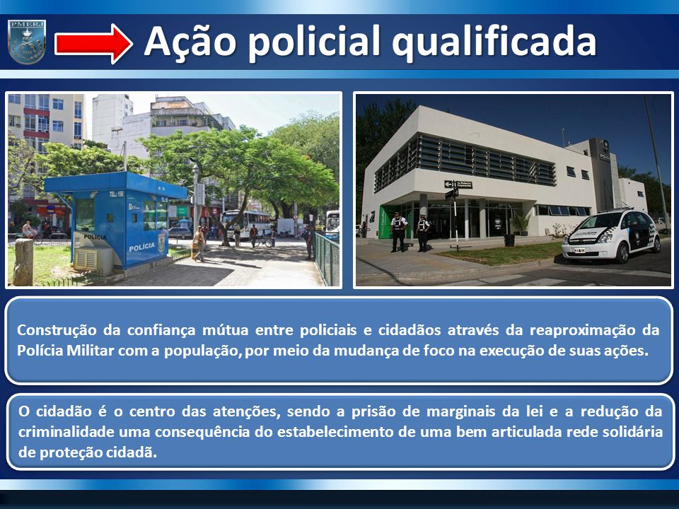 Ação policial qualificada