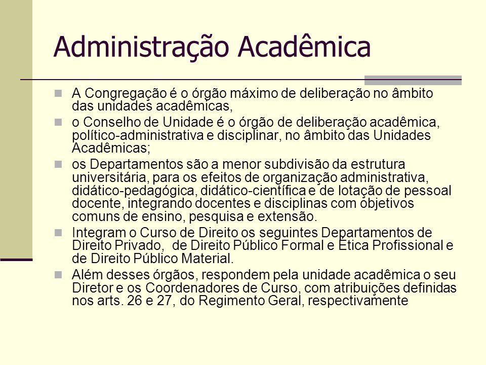 Administração Acadêmica