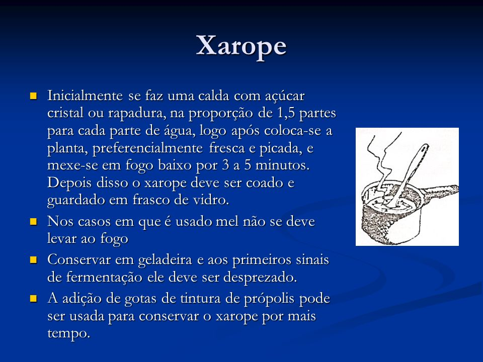 Xarope