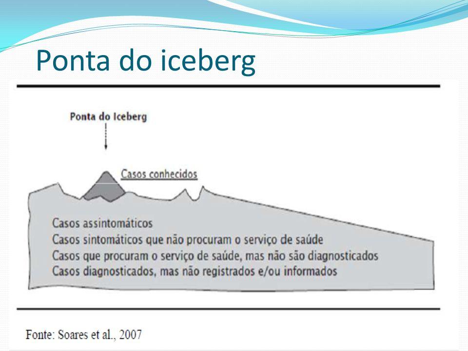 Ponta do iceberg