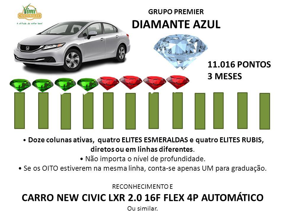 CARRO NEW CIVIC LXR 2.0 16F FLEX 4P AUTOMÁTICO