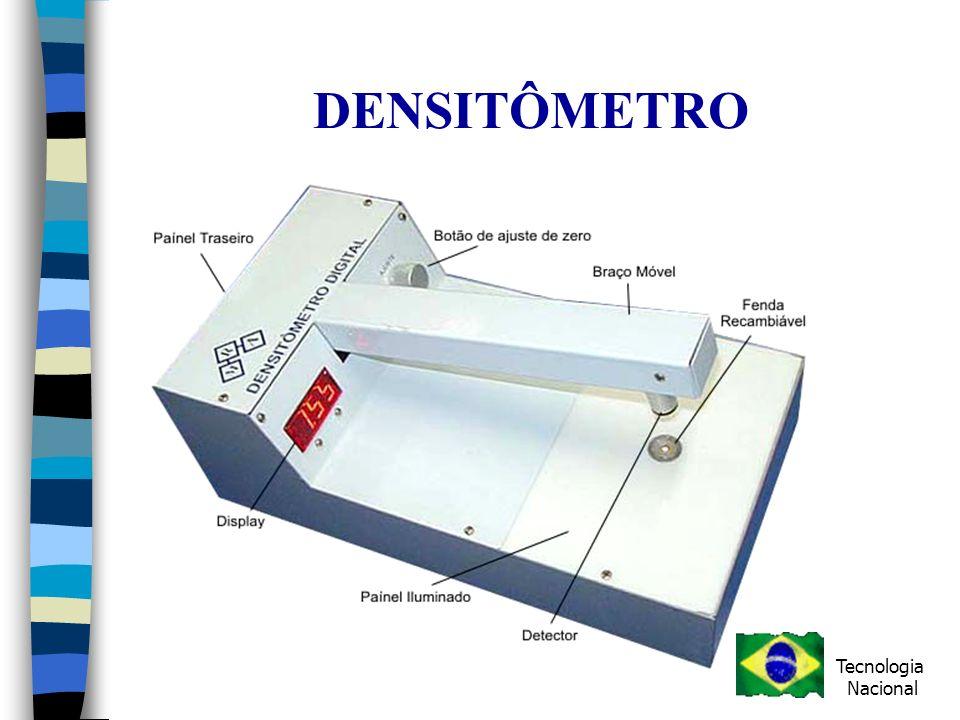 DENSITÔMETRO Tecnologia Nacional