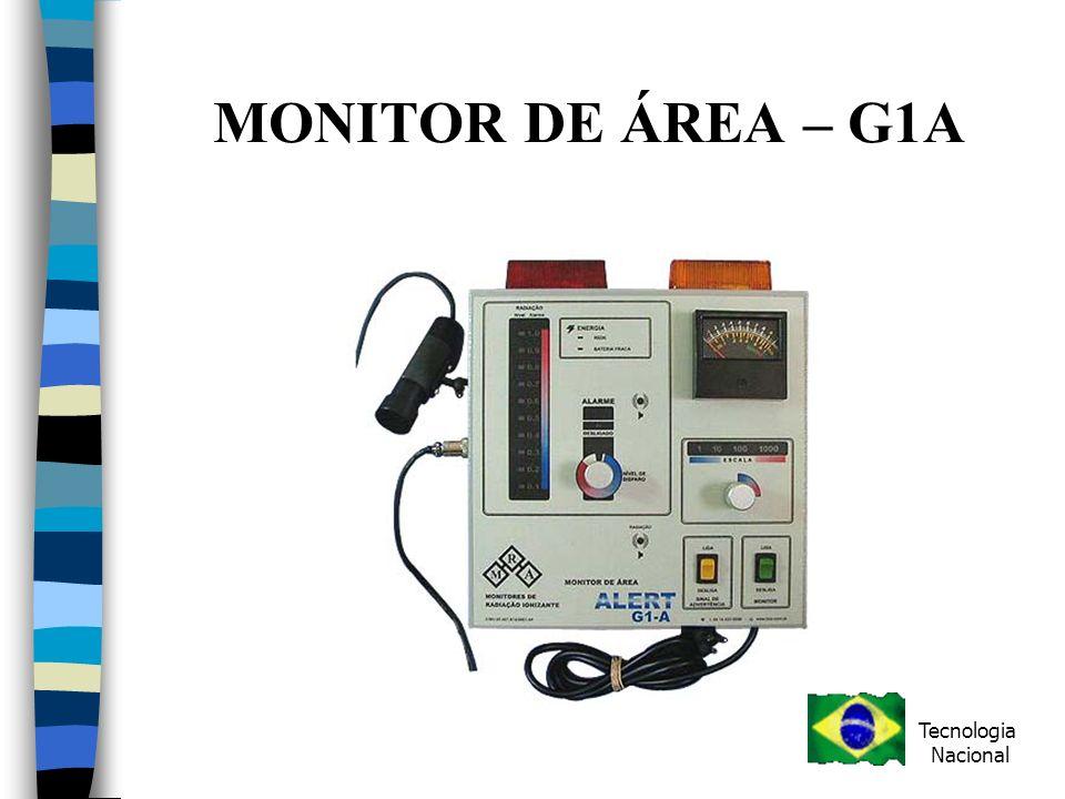 MONITOR DE ÁREA – G1A Tecnologia Nacional