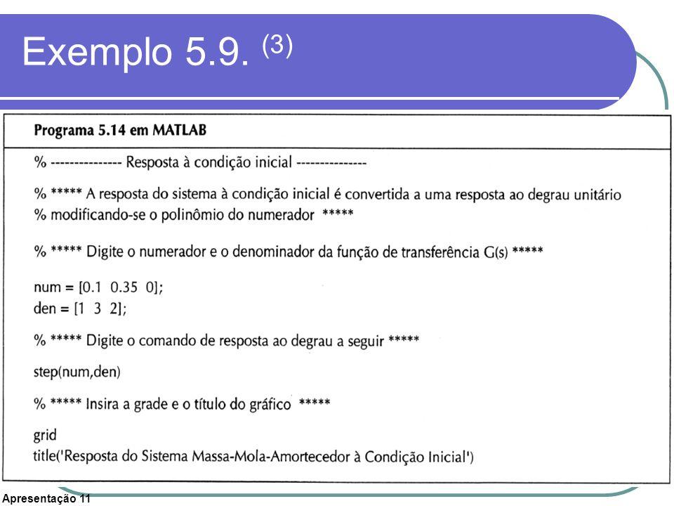Exemplo 5.9. (3)