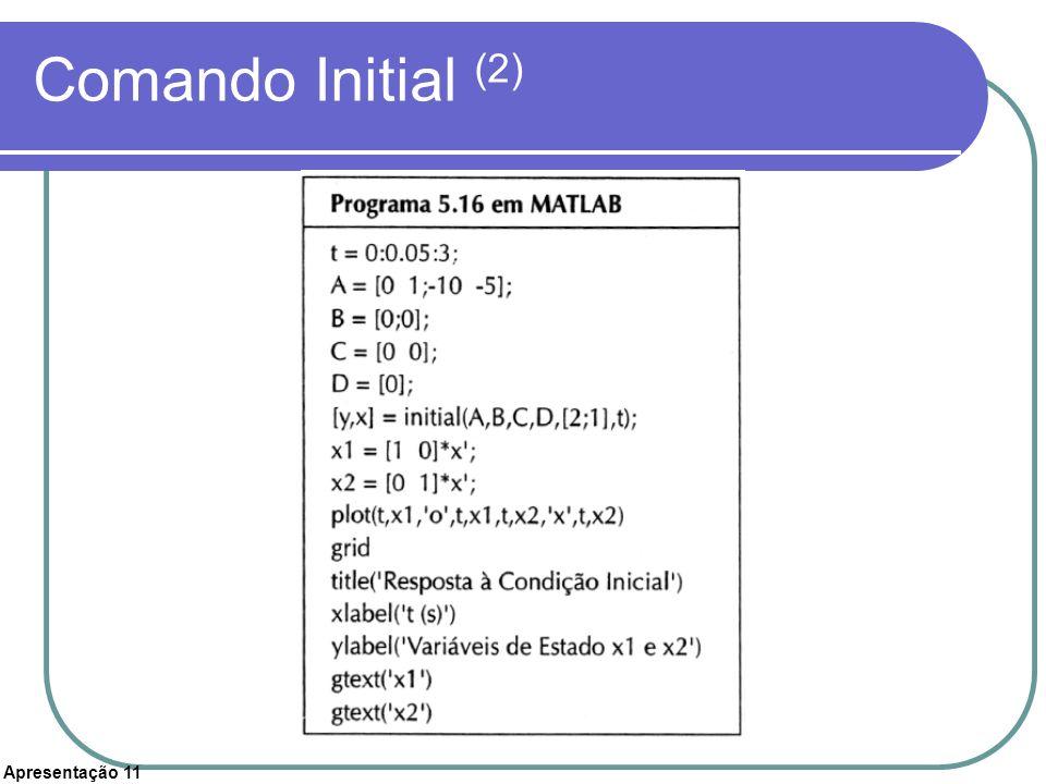 Comando Initial (2)