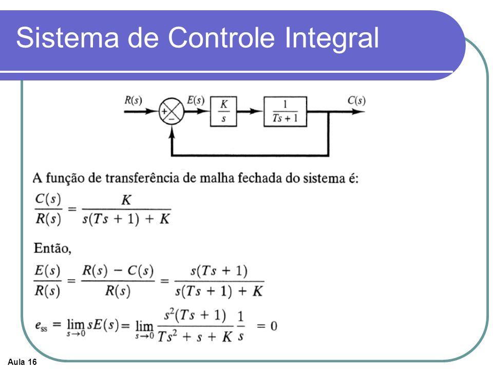 Sistema de Controle Integral