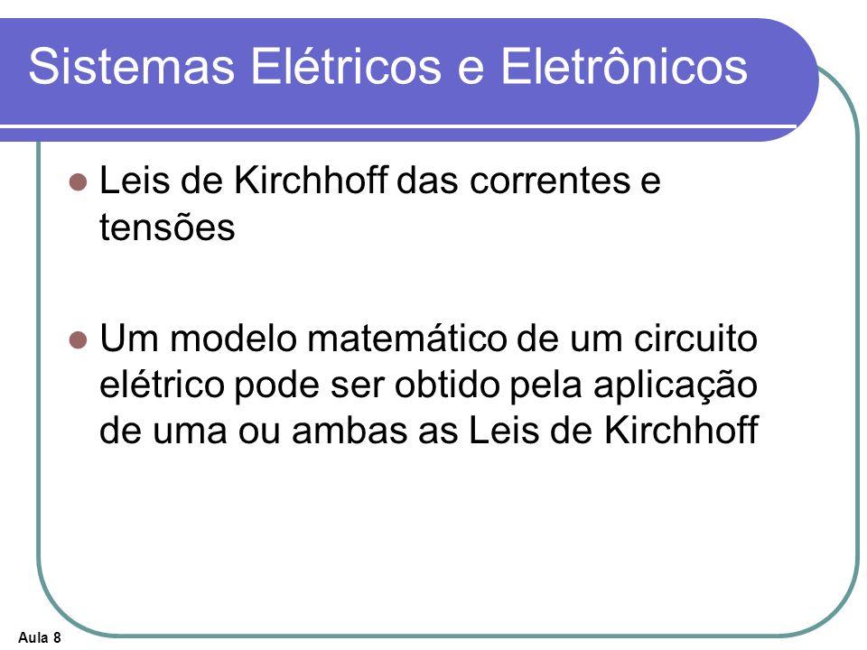 Sistemas Elétricos e Eletrônicos