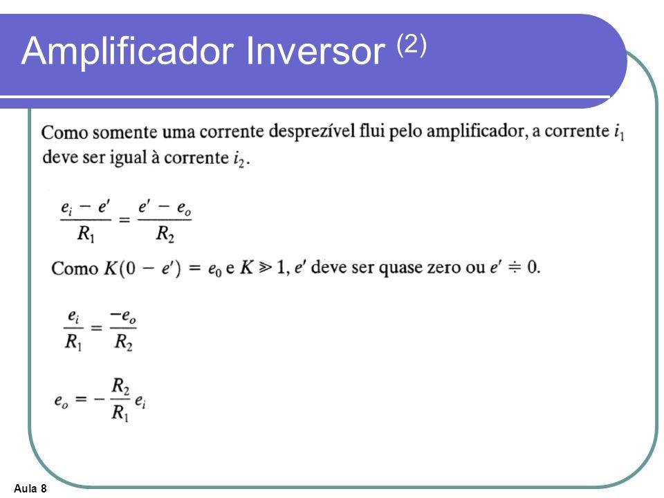 Amplificador Inversor (2)