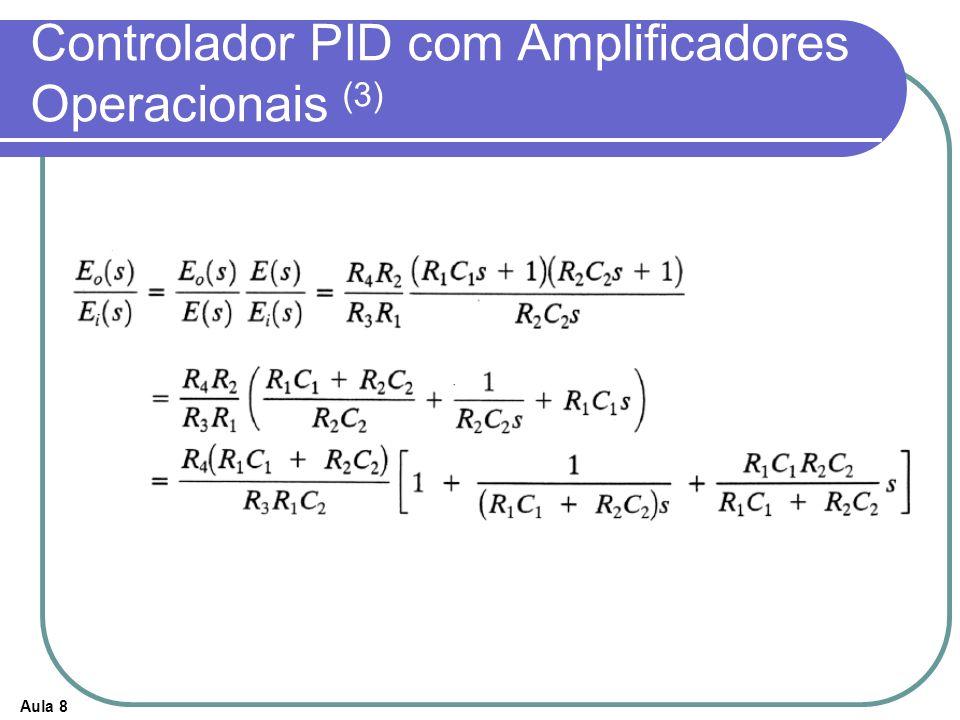 Controlador PID com Amplificadores Operacionais (3)