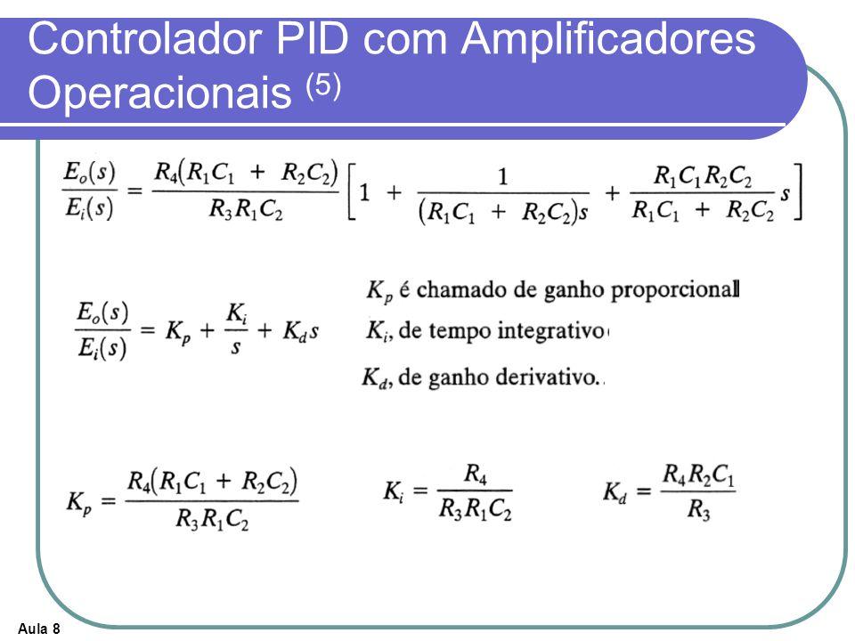 Controlador PID com Amplificadores Operacionais (5)