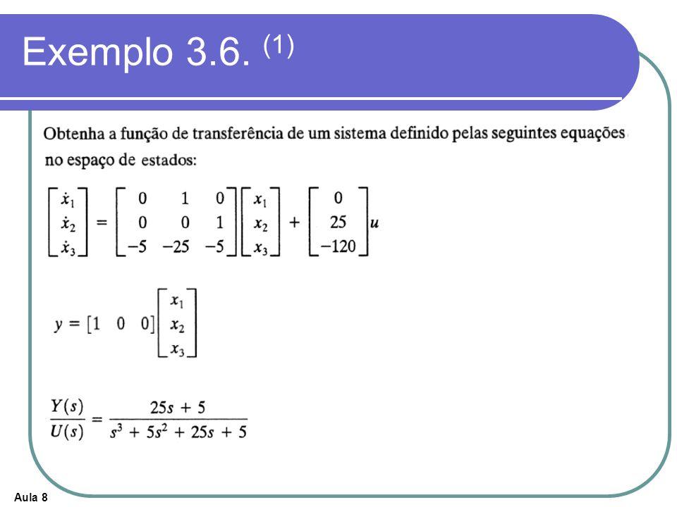 Exemplo 3.6. (1)