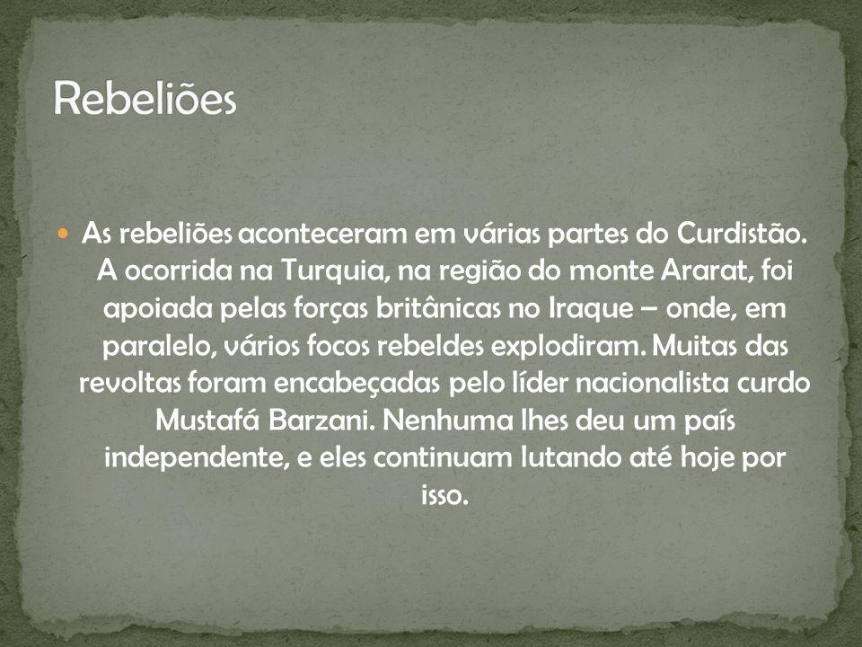 Rebeliões