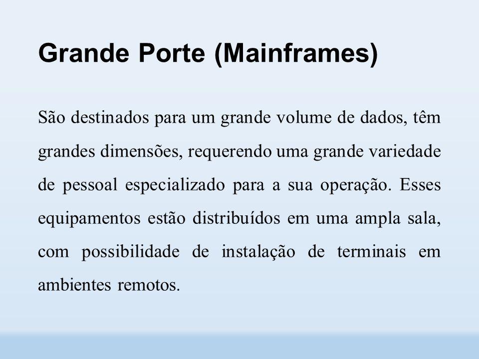 Grande Porte (Mainframes)