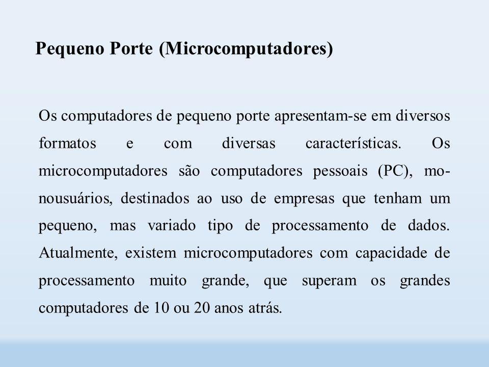 Pequeno Porte (Microcomputadores)