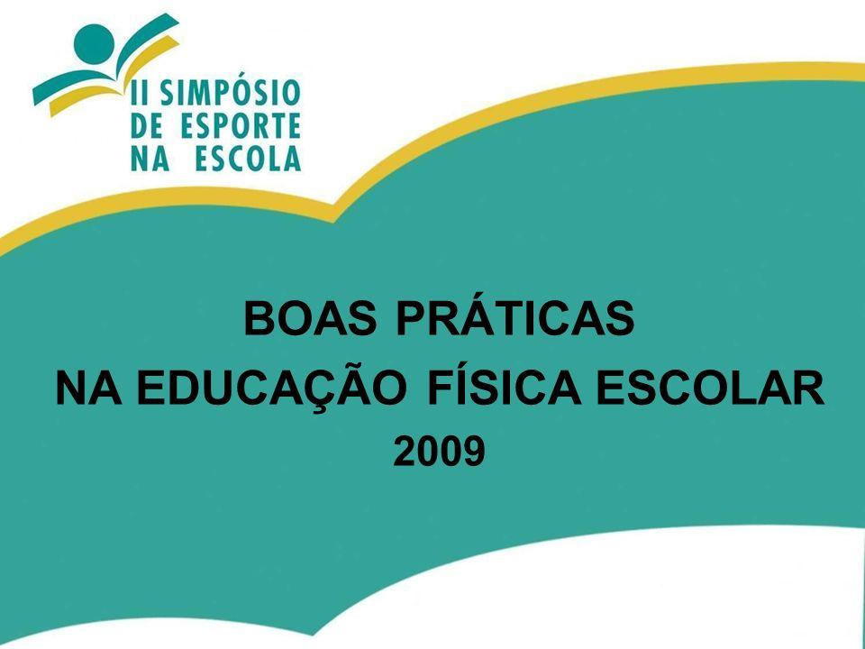 NA EDUCAÇÃO FÍSICA ESCOLAR