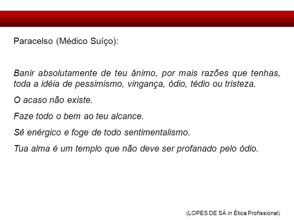 Paracelso (Médico Suíço):