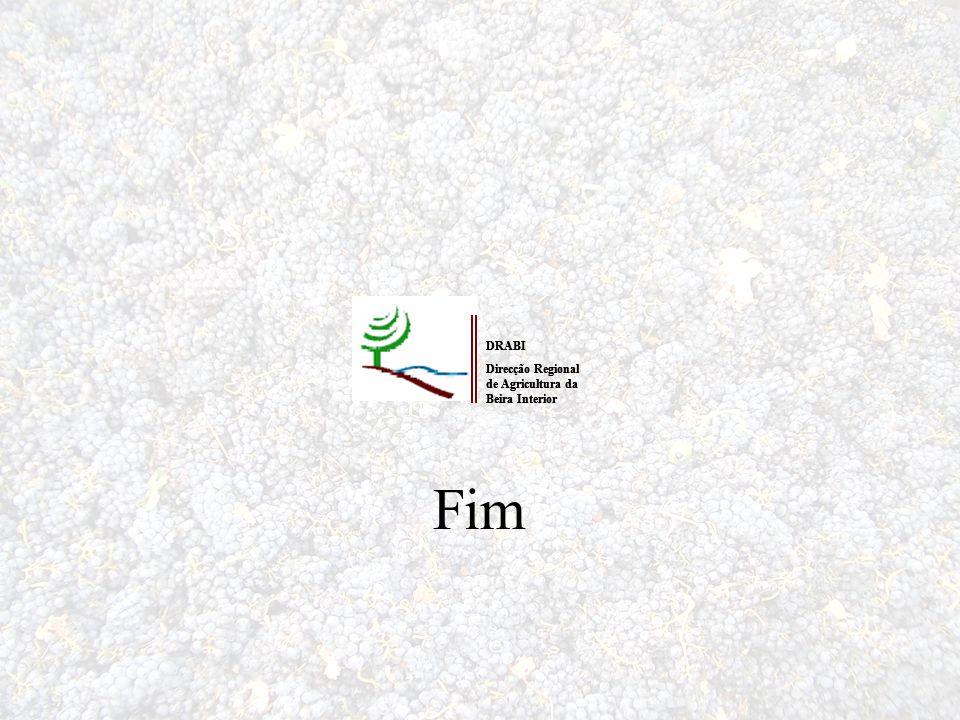Fim DRABI Direcção Regional de Agricultura da Beira Interior
