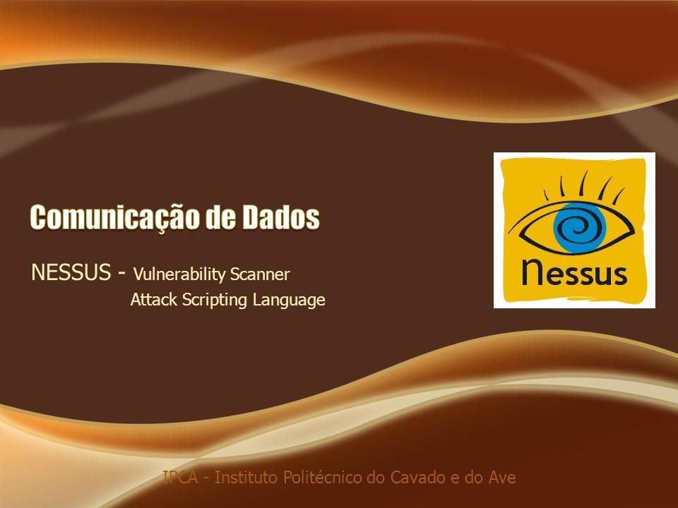 NESSUS - Vulnerability Scanner Attack Scripting Language