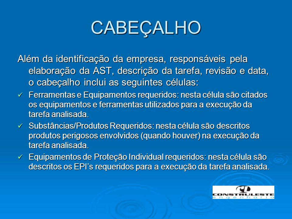 CABEÇALHO