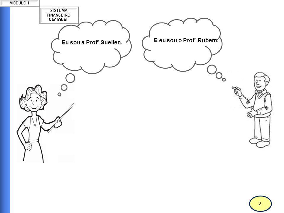 E eu sou o Profº Rubem. Eu sou a Profª Suellen.