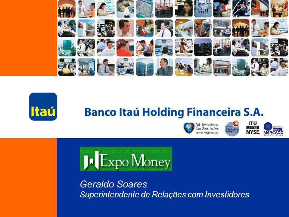 Geraldo Soares Superintendente de Relações com Investidores