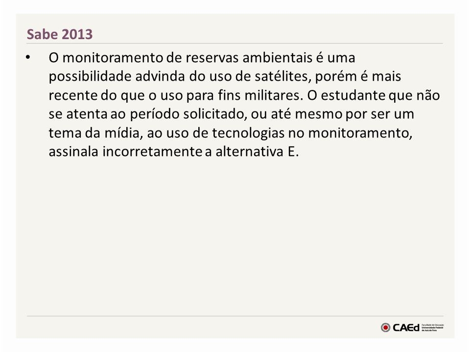 Sabe 2013