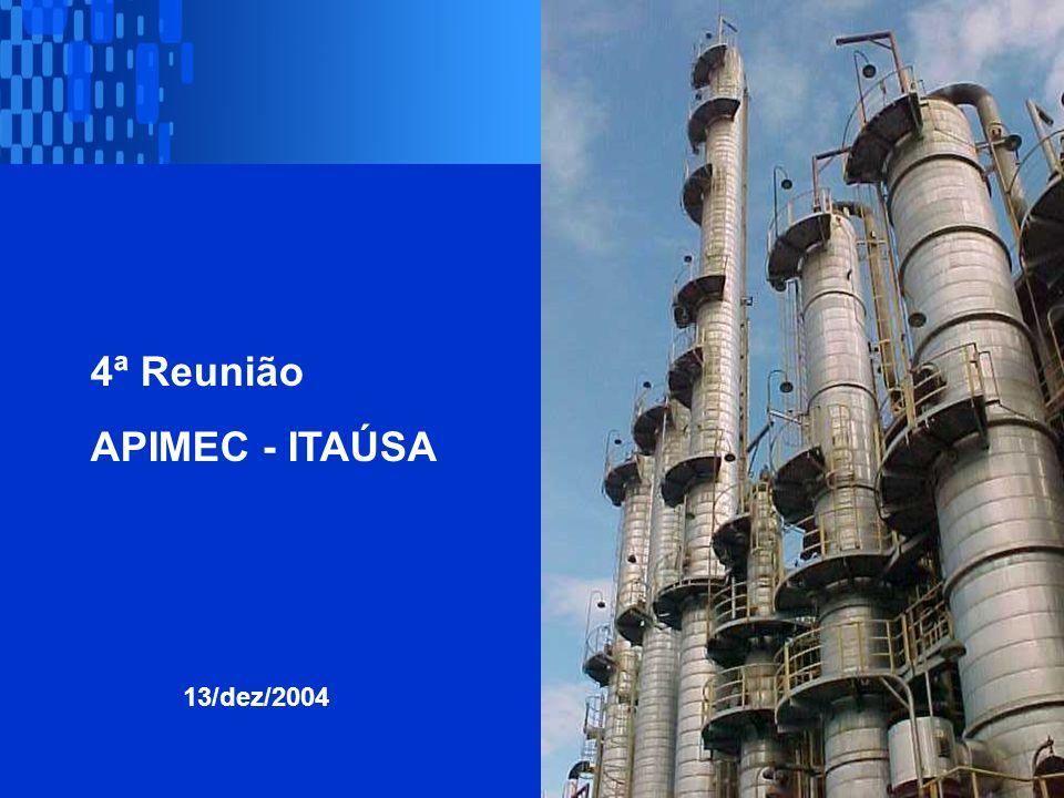 4ª Reunião APIMEC - ITAÚSA 13/dez/2004