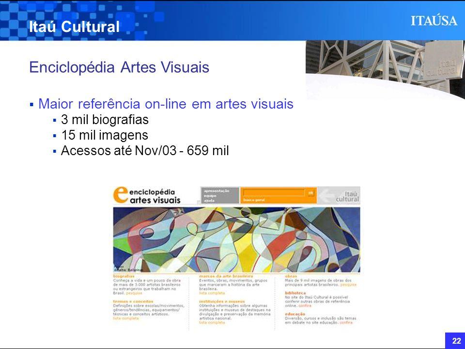 Enciclopédia Artes Visuais